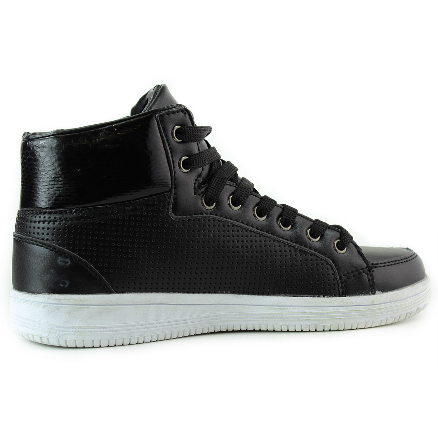 Women's Comfortable Breatheable Lace Up High Top Fashion ...