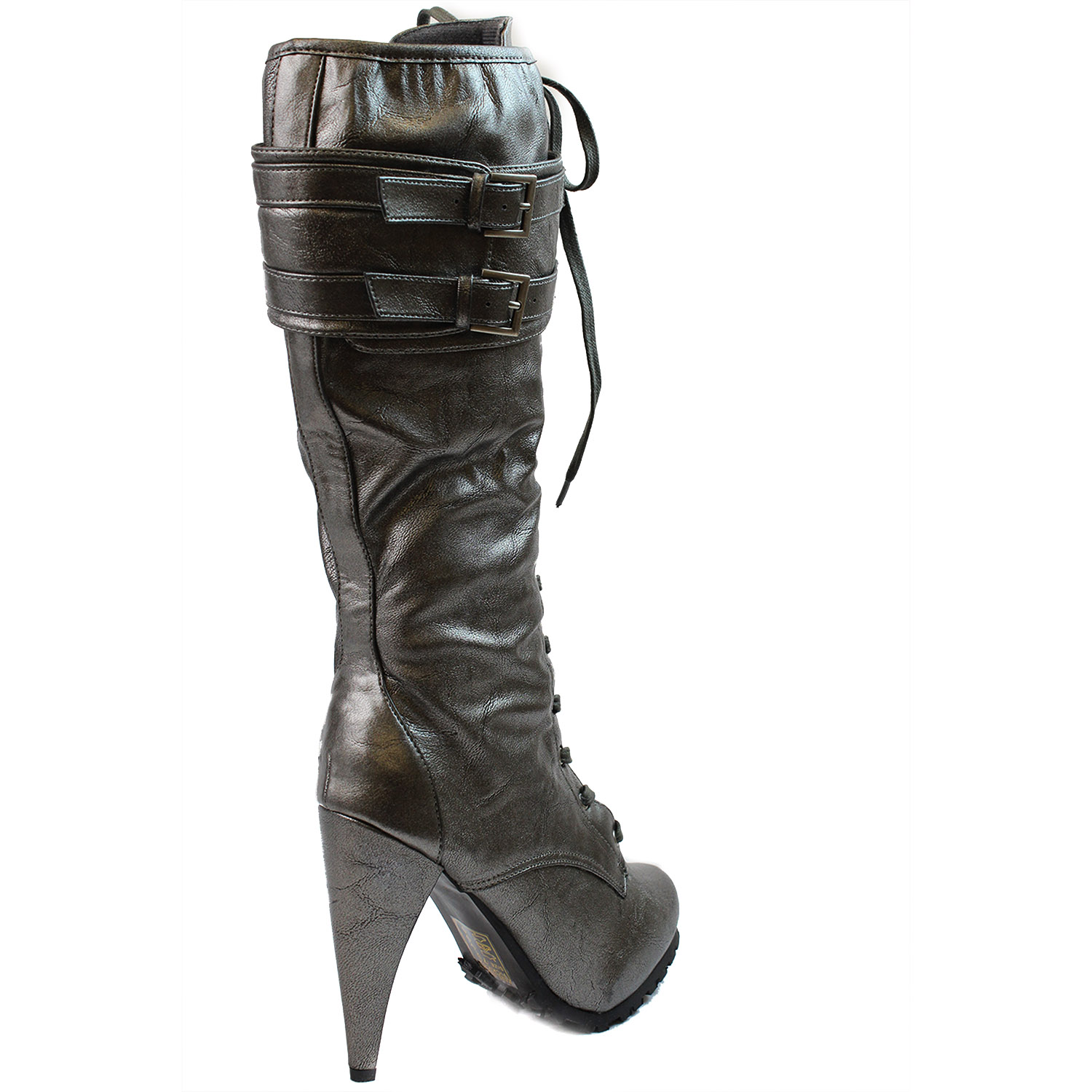 Innovative Women Riding Boots Slouch Manmade Leather Sexy Stylish Shoes Fashion Knee High | EBay